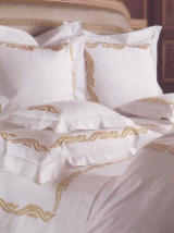 Hamburg House Luxury Embroidered Bed Linens-In time for the Holidays!