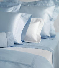 Nocturne Luxury Sateen Sheets, Duvet Covers and Shams.